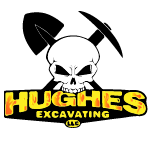 Logo of hughes excavating LlC 150 X150